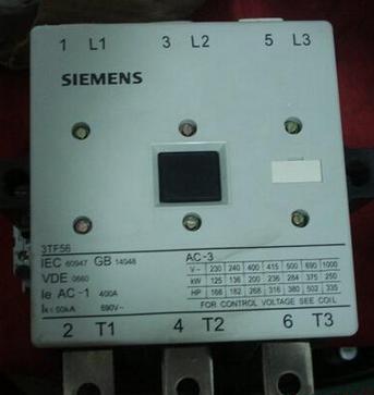 西门子交流接触器3tf45