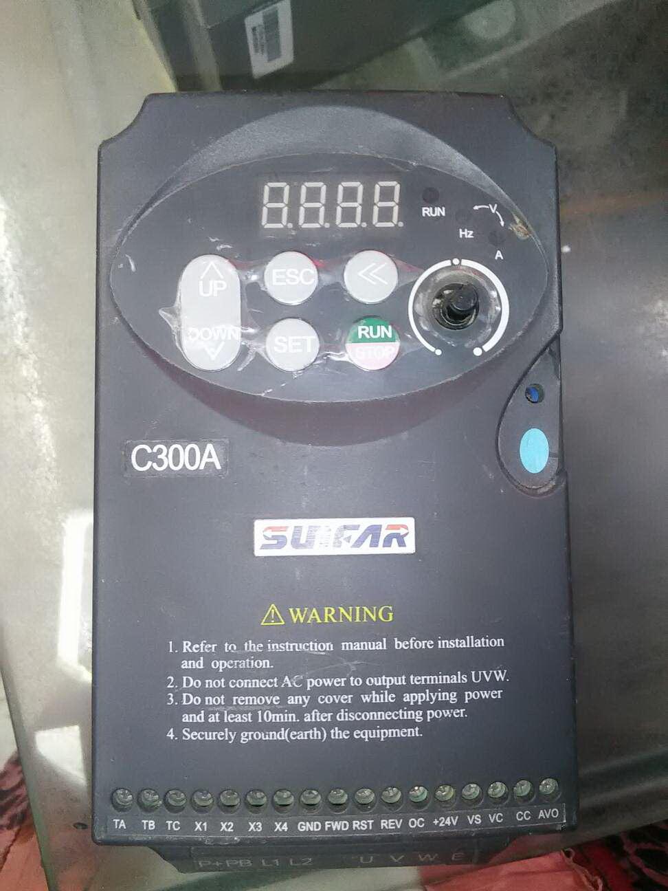 四方变频器c300a-4t0007
