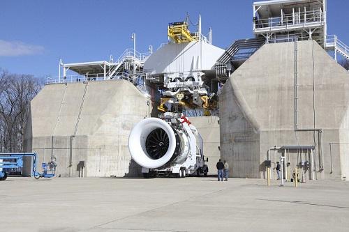 通用打造全球最大喷气发动机