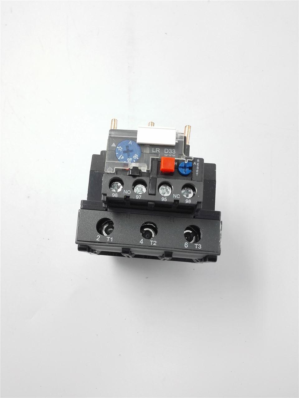 施耐德lrd4365热过载继电器80-104a