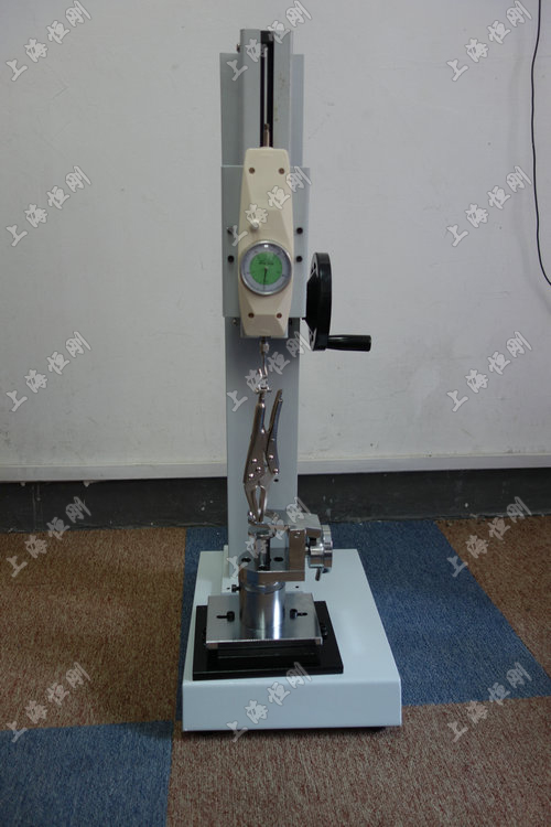 钮扣手动数显拉压力测试仪图片