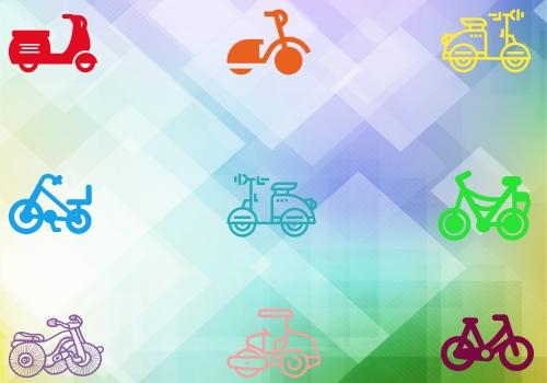 共享電動自行車再現街頭 毀譽參半前途未卜