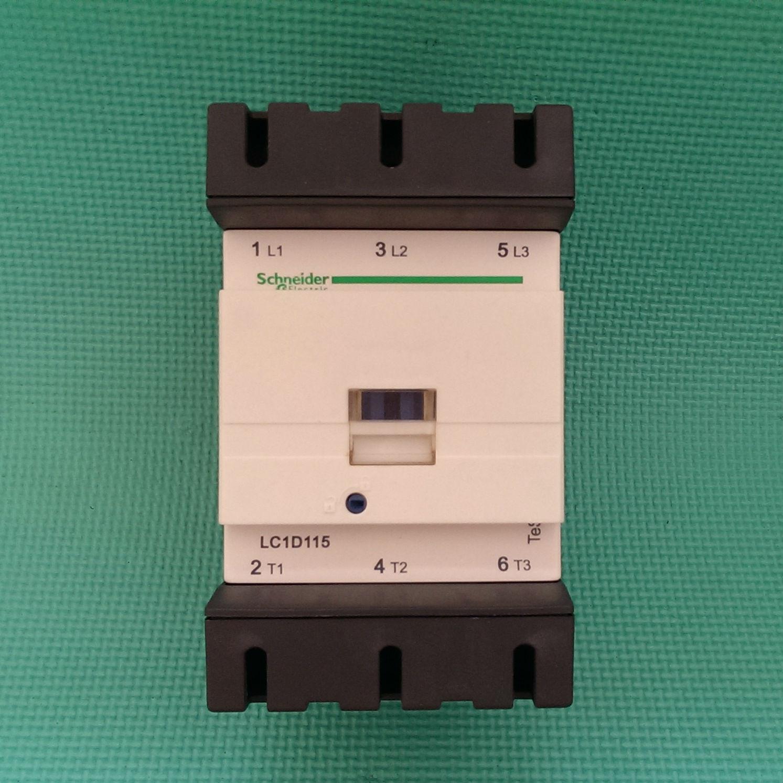 施耐德交流接触器lc1d12