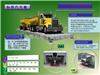 SCS-A数字式汽车衡、上海数字地磅、数字式电子汽车衡