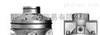 -供应SMC直通型速度控制阀,VT307-5GS-01-F