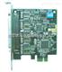 4口多串口卡-4口PCIe总线串口卡,4口串口扩展卡